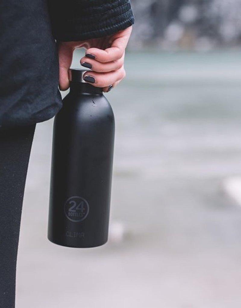 24 Bottles 24 Bottles - Clima  Bottle - Tuxedo black