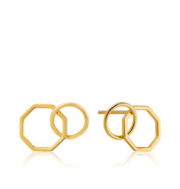 Ania Haie Ania Haie - Two shape earring