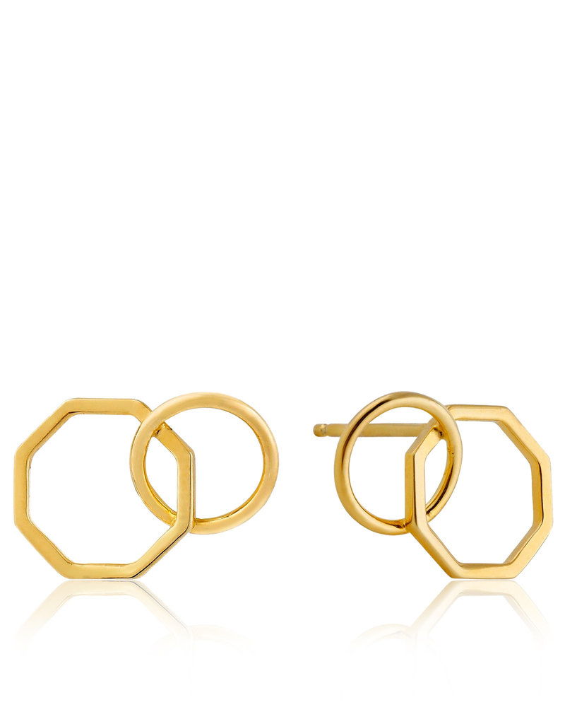 Ania Haie Ania Haie - Two shape earring