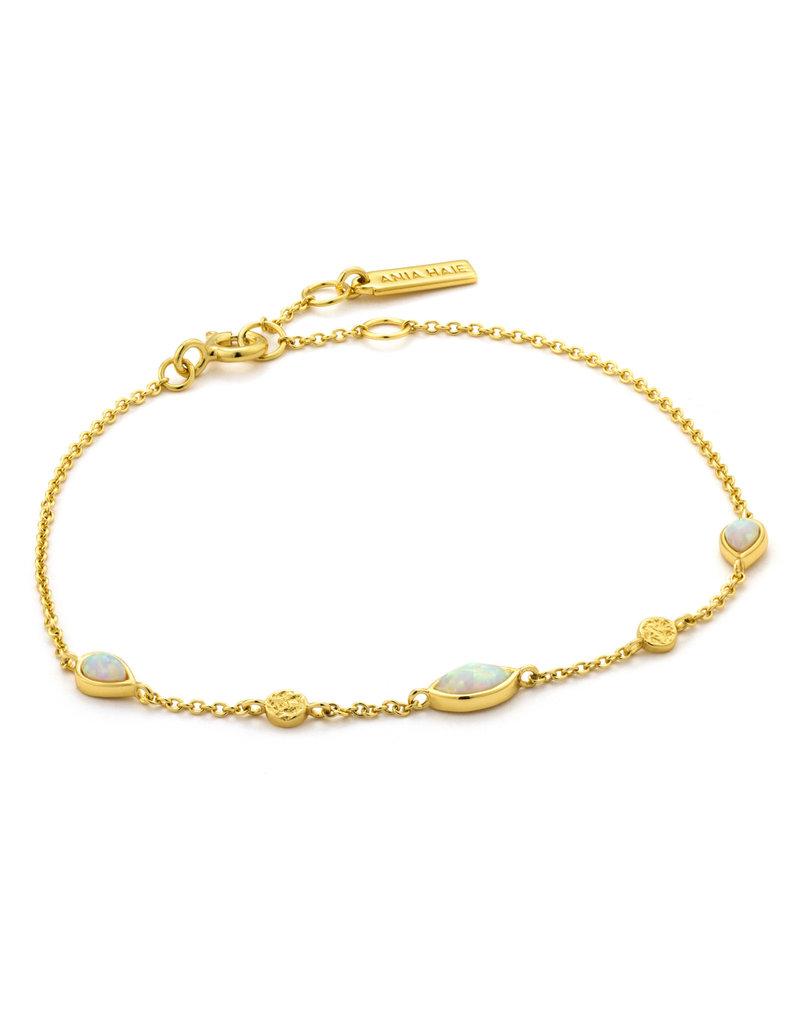 Ania Haie Ania Haie - Opal colour bracelet