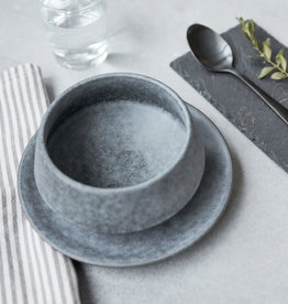 House Doctor House Doctor - Bowl, grey stone M