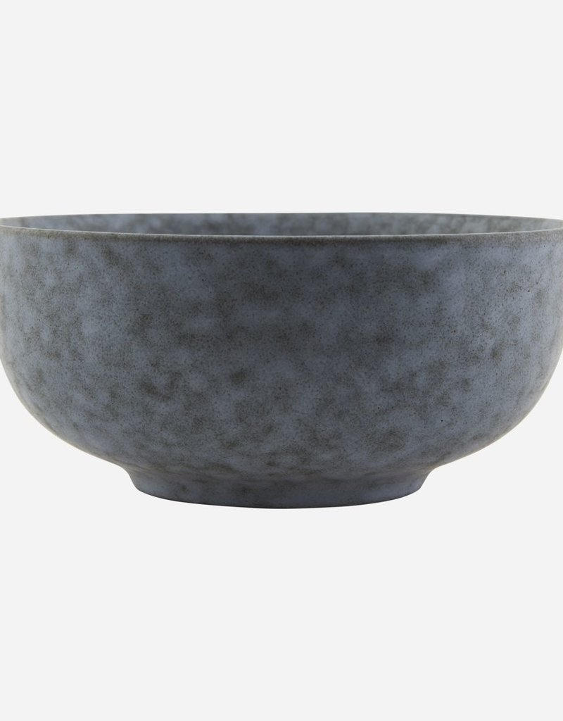 House Doctor House Doctor - Soup bowl, grey stone