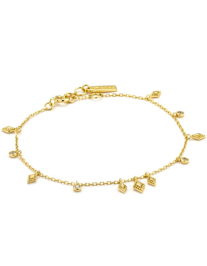 Ania Haie Ania Haie - Bohemia bracelet Gold