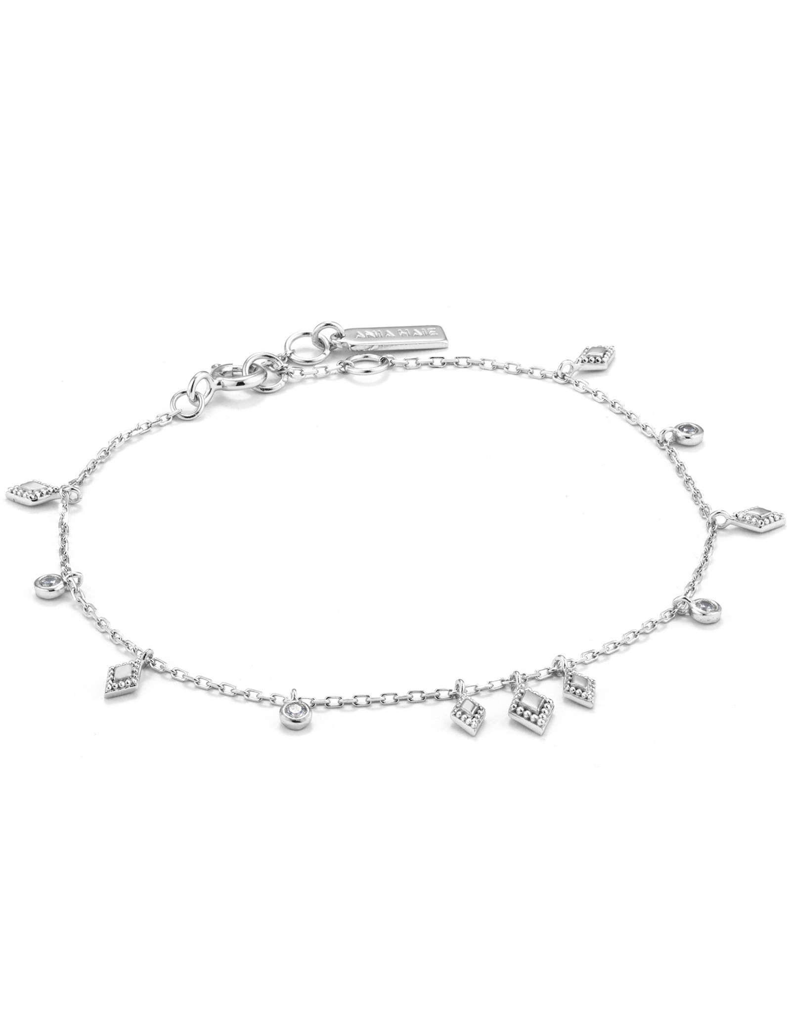 Ania Haie Ania Haie - Bohemia bracelet Silver