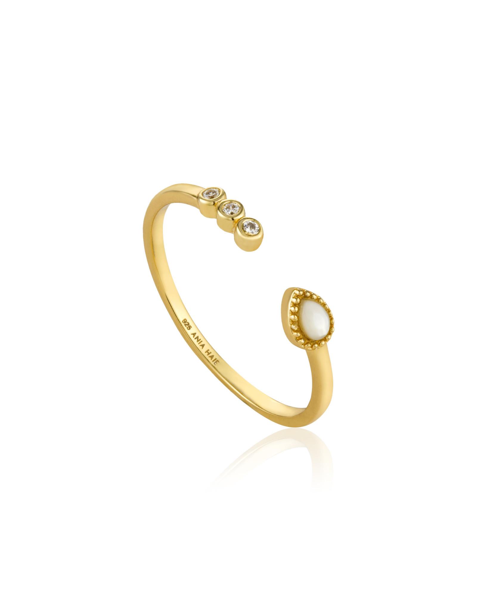 Ania Haie Ania Haie - Dream adjustable ring