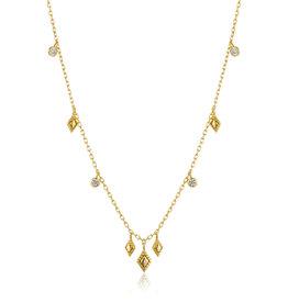 Ania Haie Ania Haie - Bohemia necklace Gold
