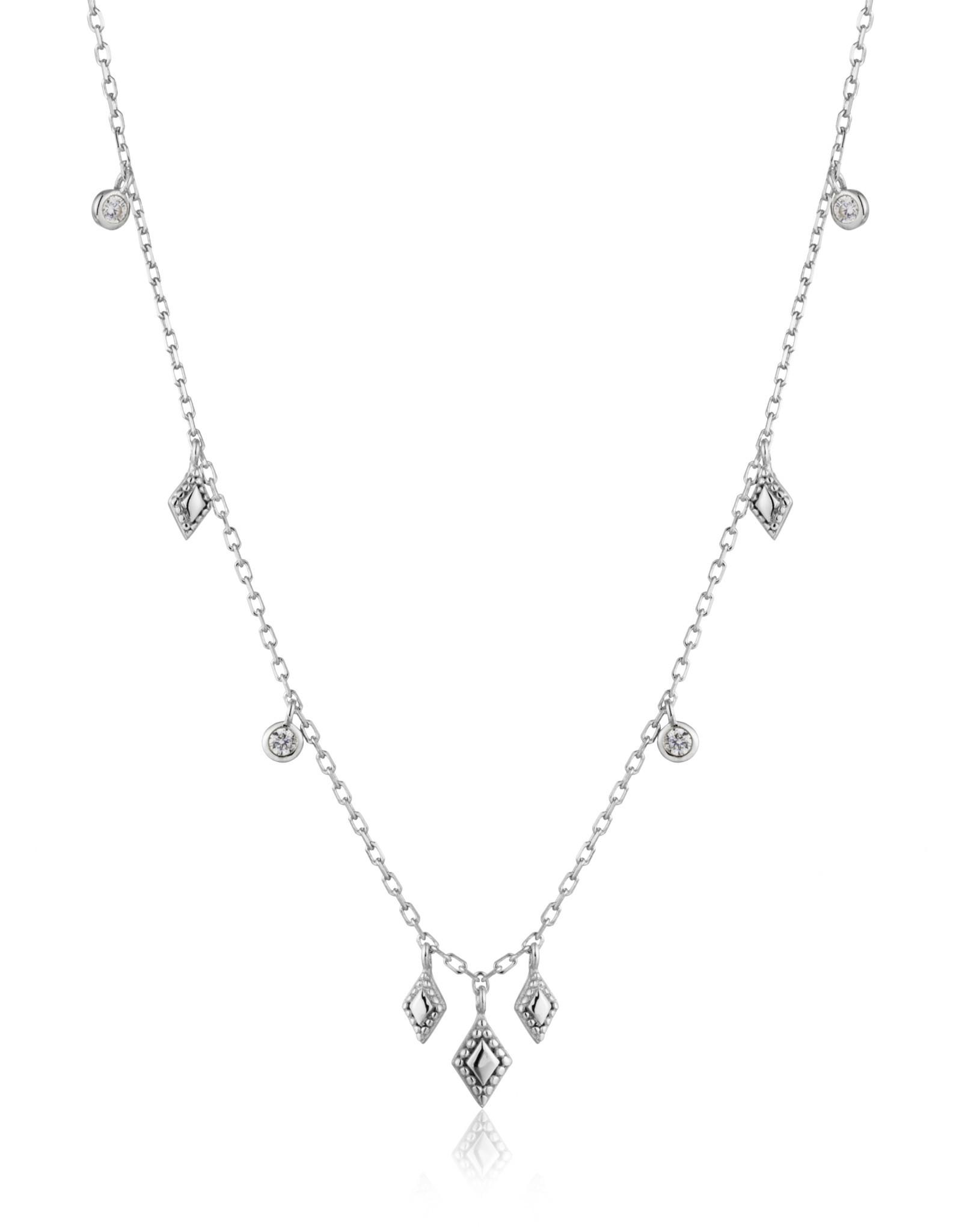 Ania Haie Ania Haie - Bohemia necklace Silver