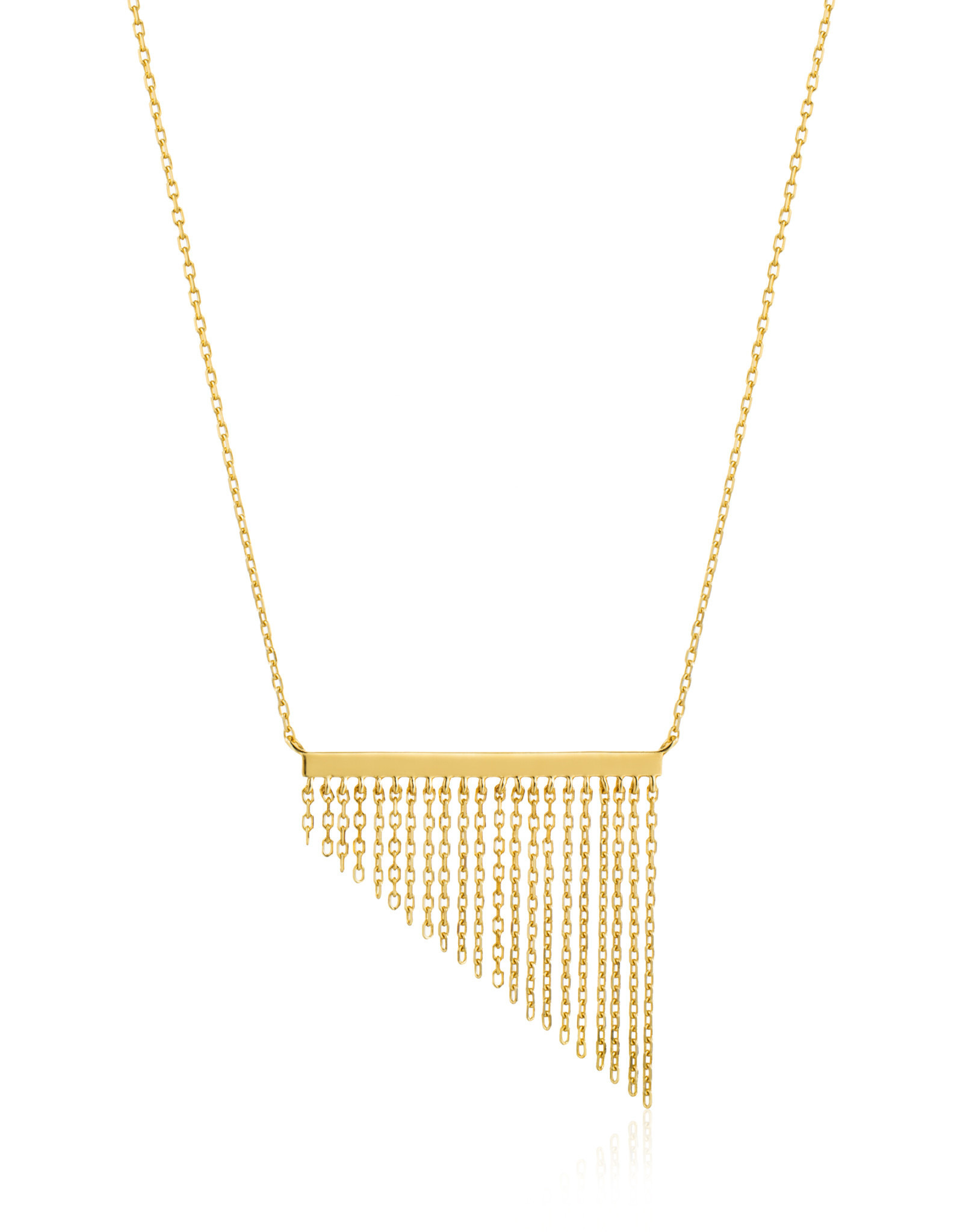 Ania Haie Ania Haie - Fringe Fall Necklace