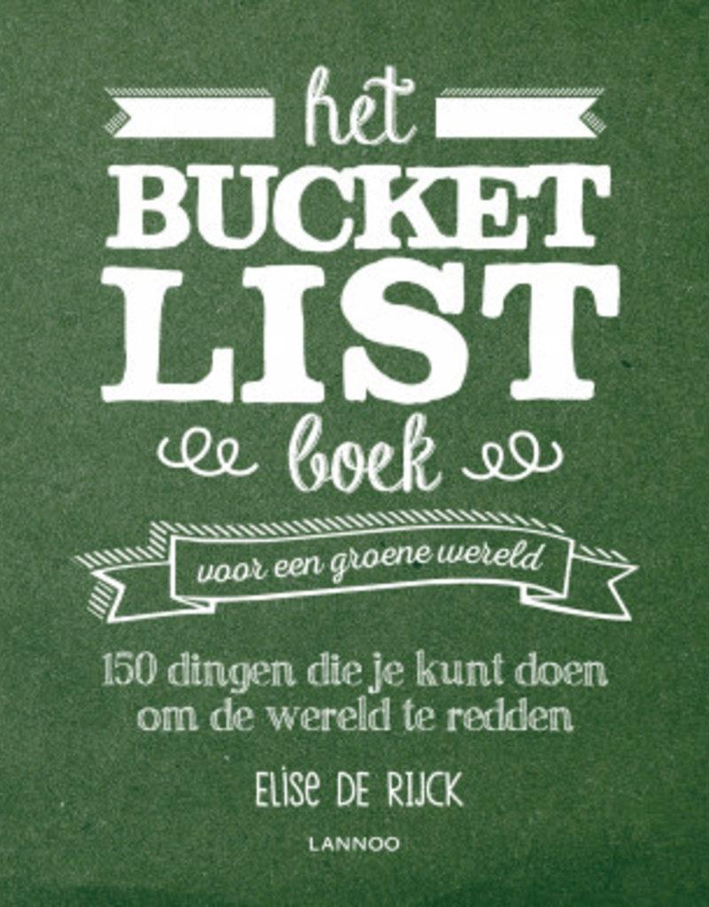 Lannoo Lannoo - Bucketlistboek voor een groene wereld