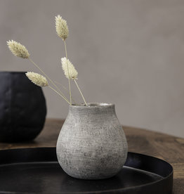House Doctor House Doctor - Vase Groove, Grey