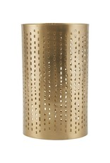 House Doctor House Doctor - Candle stand Wilma, brass large