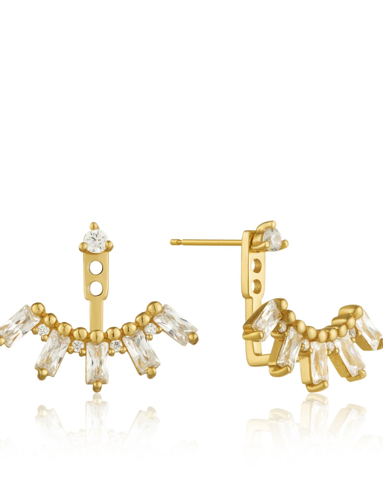 Ania Haie Ania Haie - Earrings Cluster ear jackets