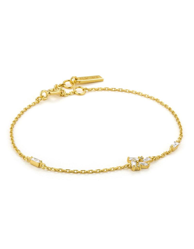 Ania Haie Ania Haie - Cluster Bracelet gold