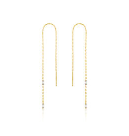 Ania Haie Ania Haie - Glow threader earrings