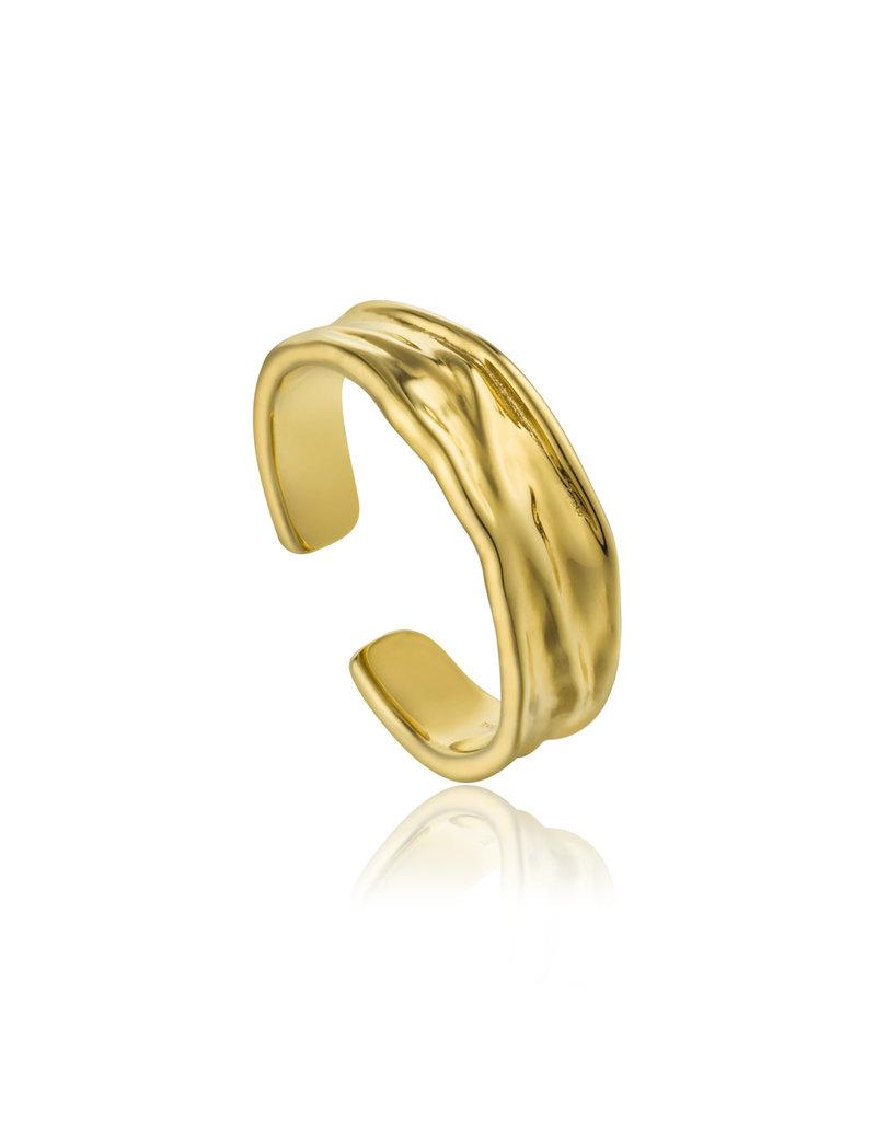 Ania Haie Ania Haie - Crush adjustable ring