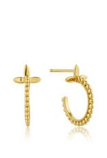Ania Haie Ania Haie - Modern beaded hoop earrings