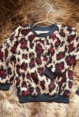 Cos i said so - Sweater leopard teddy