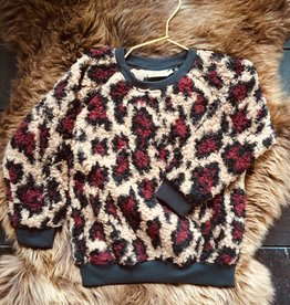 Cos i said so Cos i said so - Sweater leopard teddy