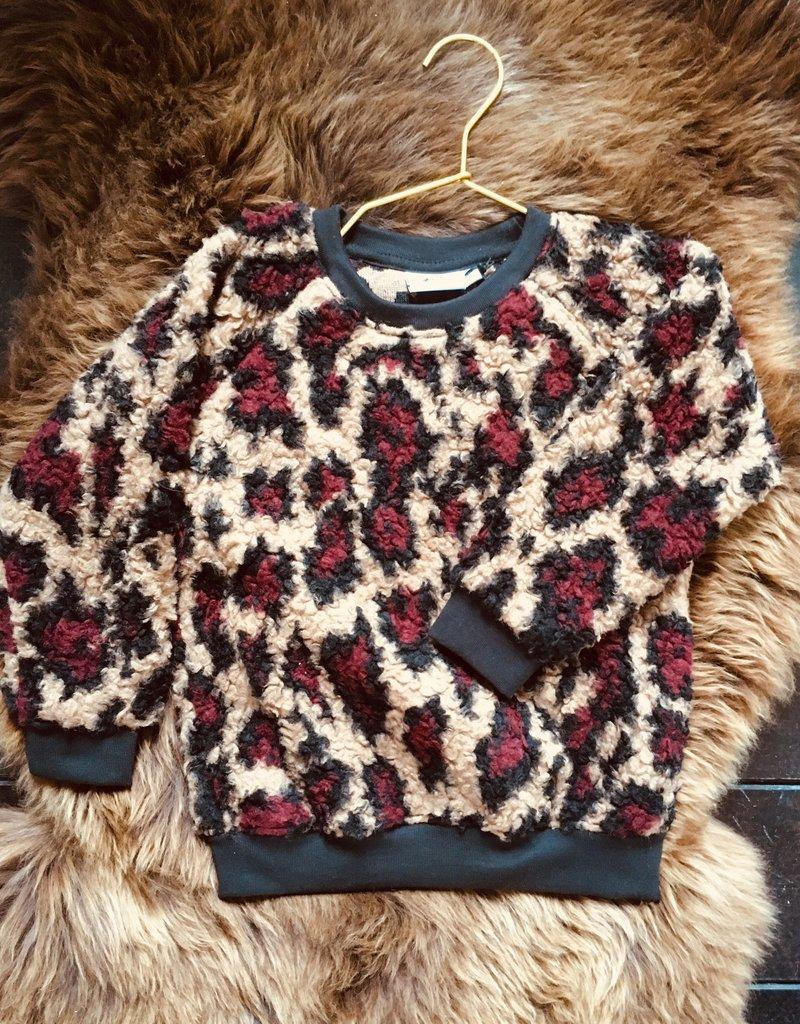 Cos i said so Cos i said so - Sweater leopard teddy