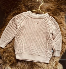 Cos i said so Cos I said so - knitwear chunky nude