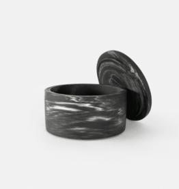 House Raccoon House Raccoon - Dosa storage box - Black marble
