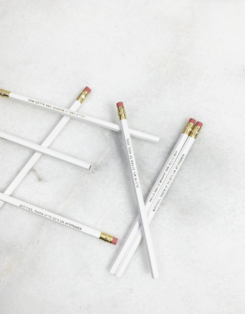 Gewoon Jip Gewoon Jip -  Set van 8 potloden