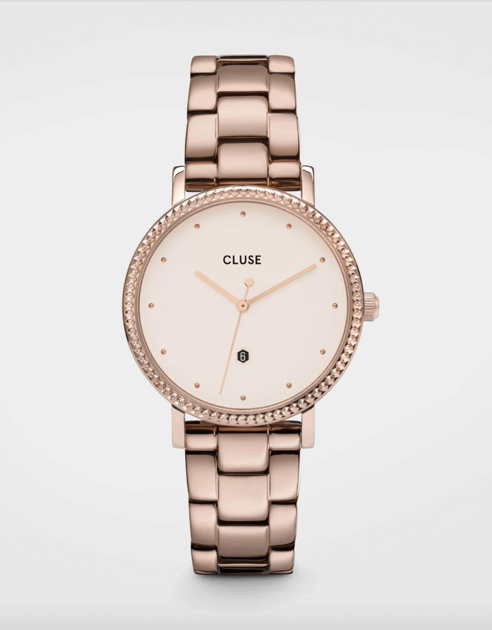 Cluse Cluse - Le Couronnement, Rose Gold, Winterwhite/Rose gold