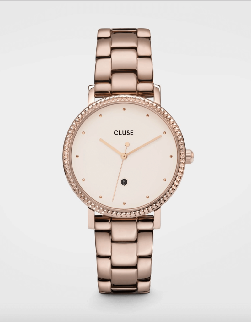 Cluse Cluse - Le Couronnement, Rose Gold, Winterwhite/Rose gold
