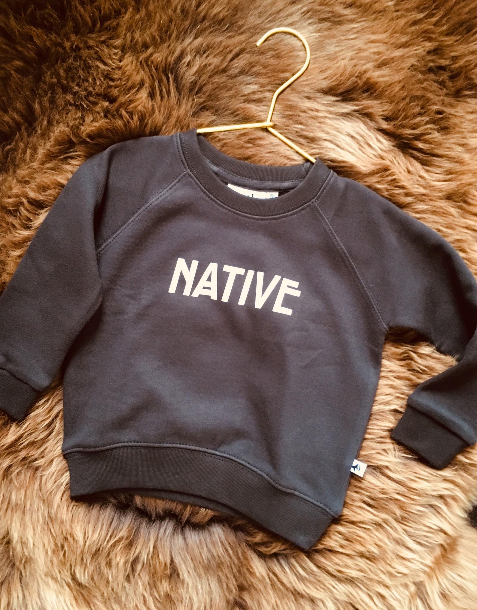Cos I said so - sweater native meteorite