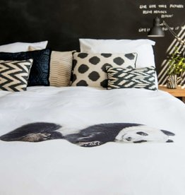 Snurk Snurk - Lakens flanel Panda  140-200/220