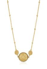 Ania Haie Ania Haie - Winged goddess necklace