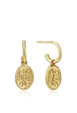Ania Haie Ania Haie - Nika mini hoop earrings