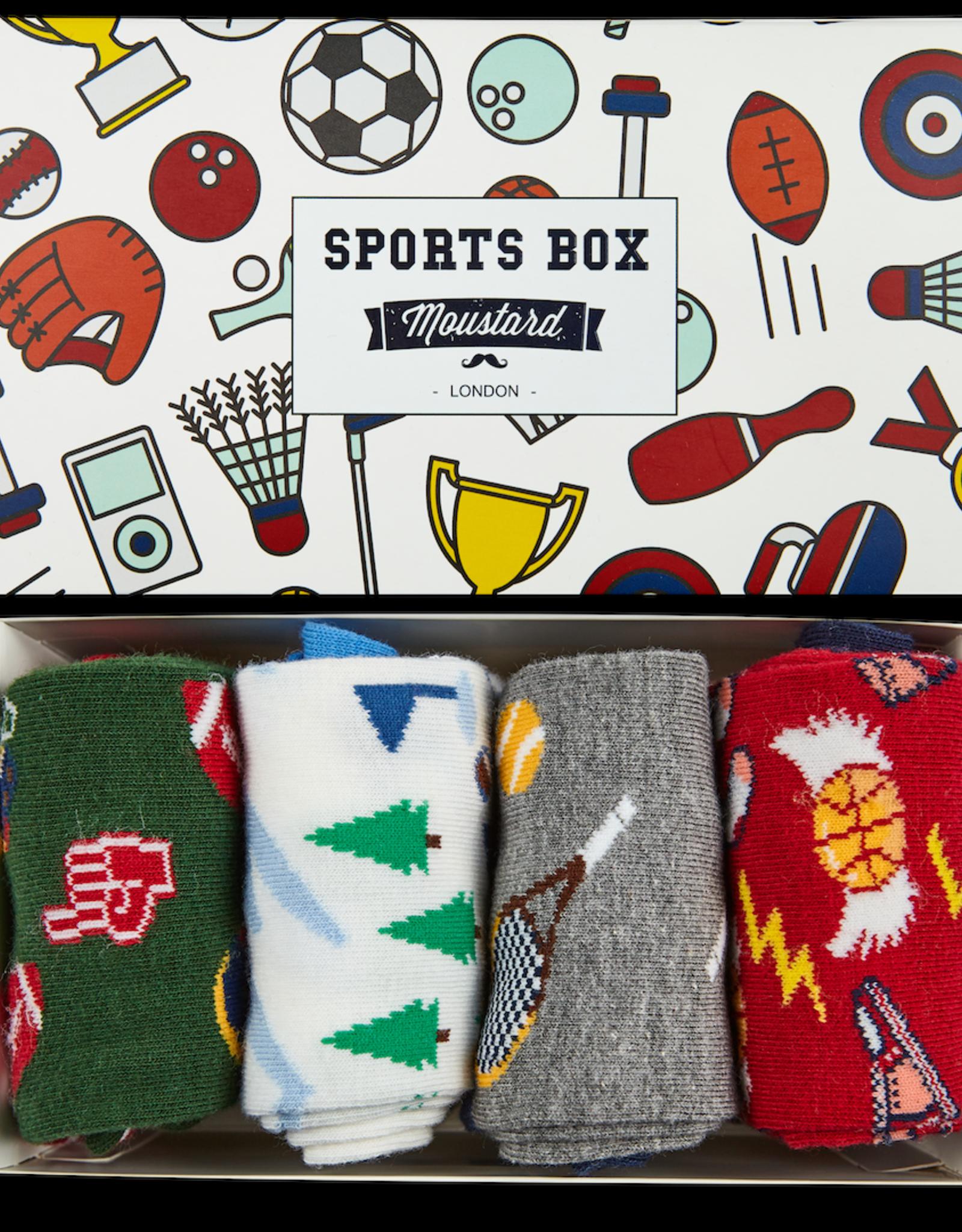 Moustard Moustard - Sports Box 41 - 46