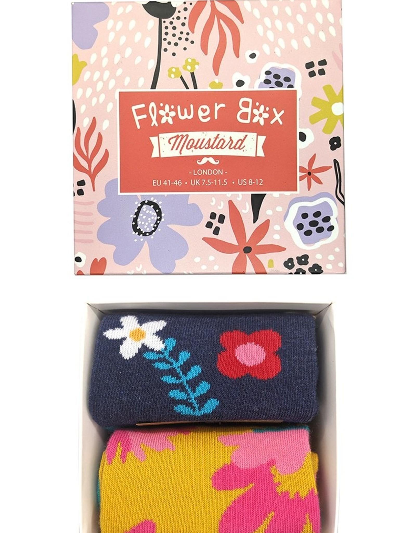 Moustard - Flower box 41-46