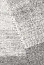 Malagoon Malagoon - Morning grey wool throw