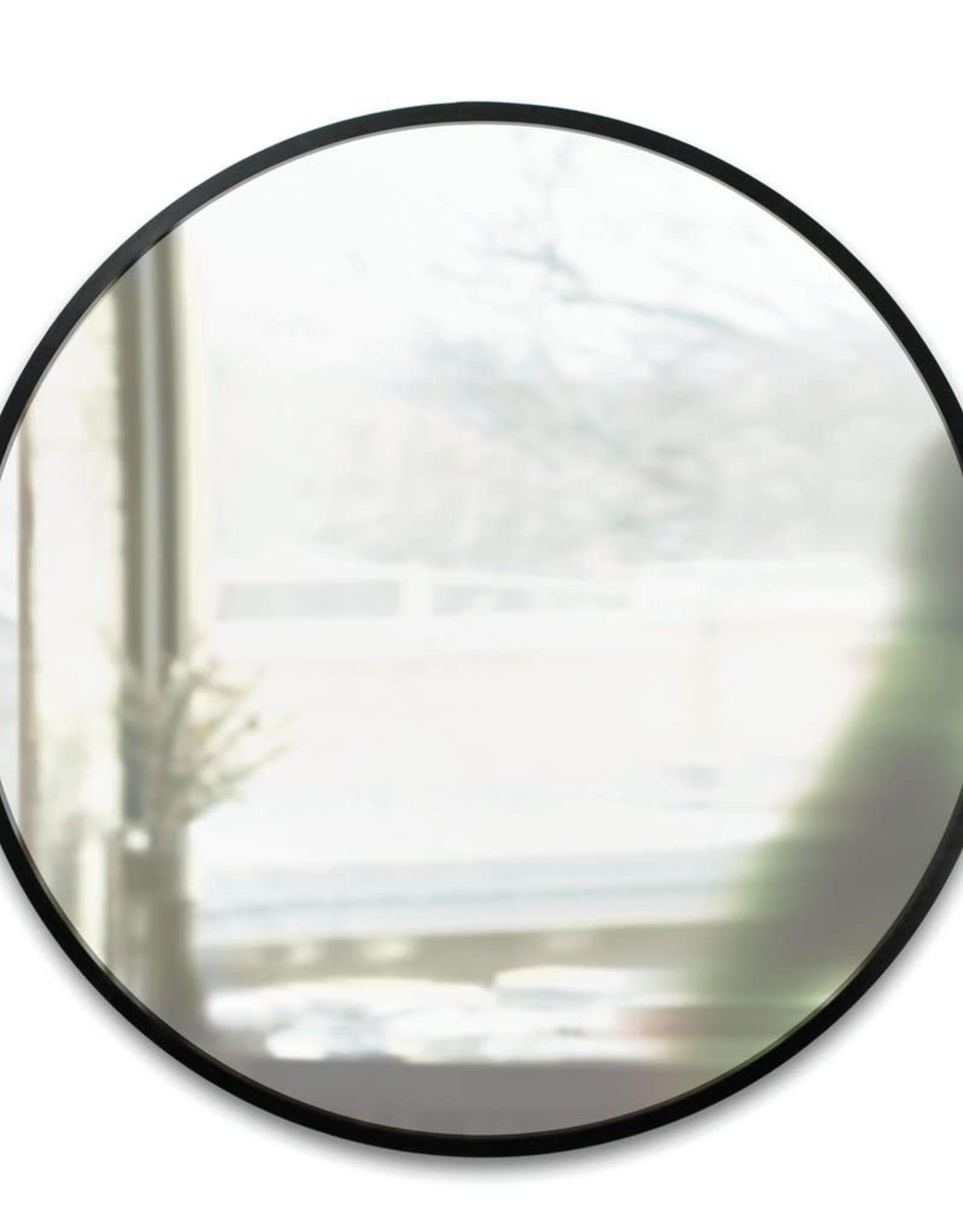 Umbra Umbra - Hub wall mirror - black - small