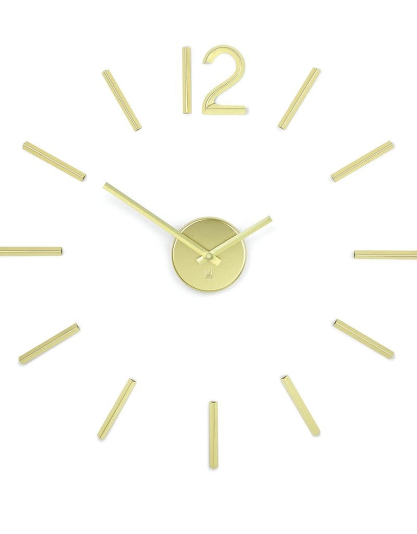 Umbra Umbra- Blink clock brass