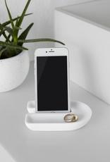 Umbra Umbra - Junip phone holder white