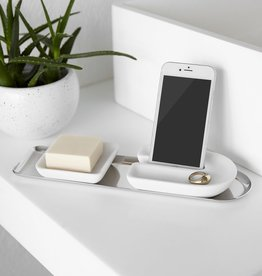 Umbra Umbra - Junip phone holder white