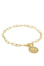 Ania Haie Ania Haie - Emperor T-bar bracelet