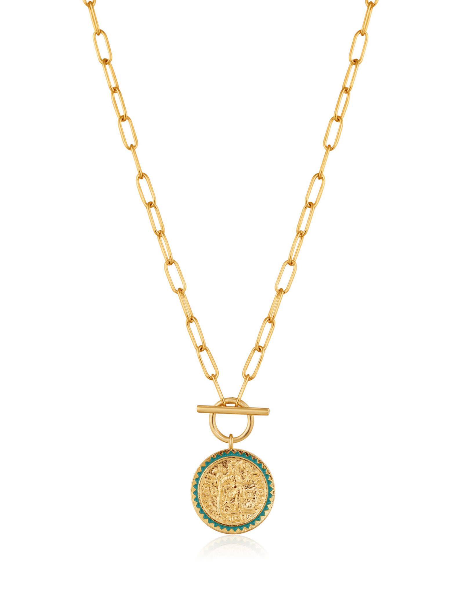 Ania Haie Ania Haie - Emperor T-bar necklace