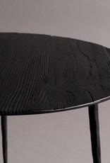 Dutchbone Dutchbone - Side table pepper black 45