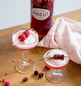 Pineut Pineut - tafelwater  Aardbei & hibiscus