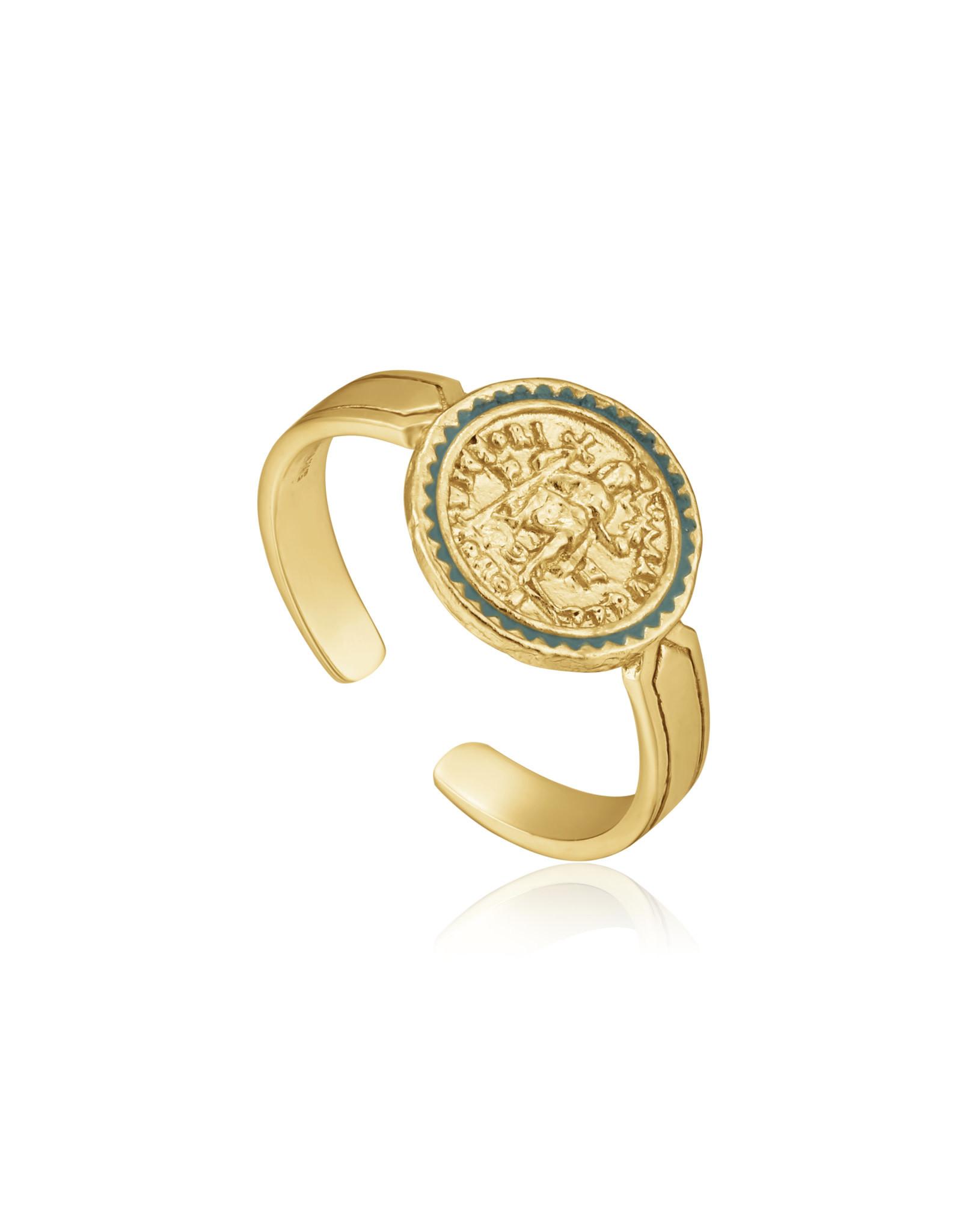 Ania Haie Ania Hiae - Glow adjustable ring