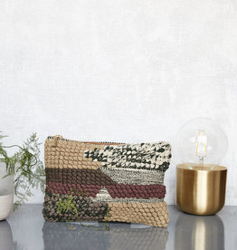 House Doctor House Doctor - Clutch, combo 1, green/brown multi