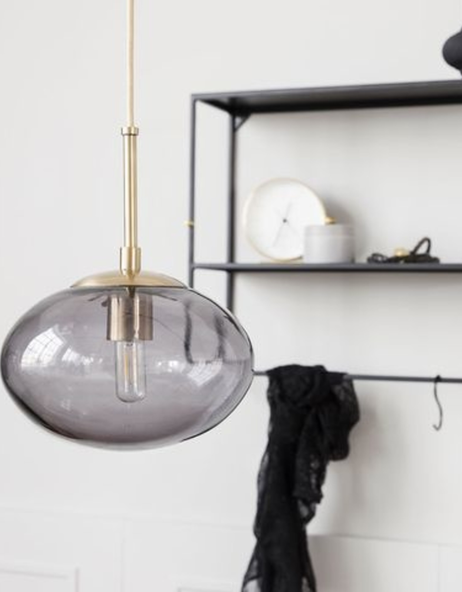 House Doctor House Doctor - Lamp Opal Grey