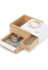 Umbra Umbra - Stowit mini jwl box natural