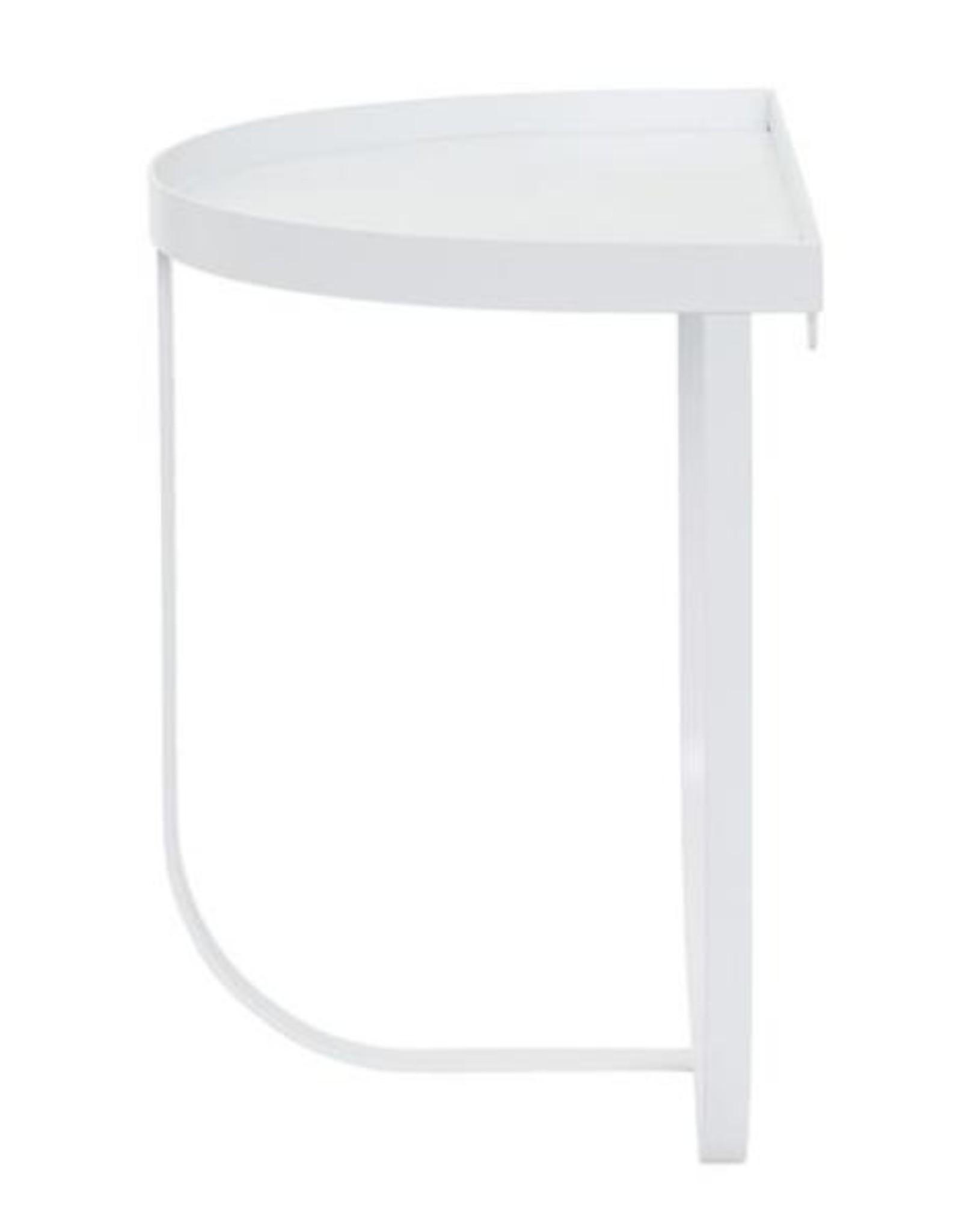 Bloomingville Bloomingville - Harper bedside table, white table