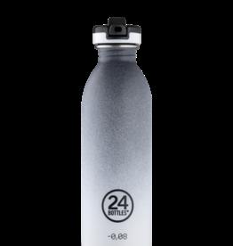24 Bottles 24 Bottles - Urban bottle Tempo grey - sport lid