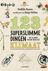 Lannoo Lannoo - 123 Superslimme dingen - klimaat